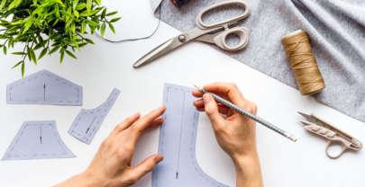 Schnittmuster anpassen – Wie du Schnittmuster für Röcke so änderst, dass sie wirklich sitzen