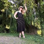 Elaine - Schnittmuster 10 Bahnenrock mit Godets [Digital] photo review